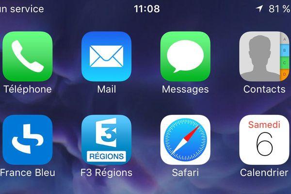 """Dans cette commune  de l'Isère, les téléphones portables affichent perpétuellement """"Aucun service"""""""