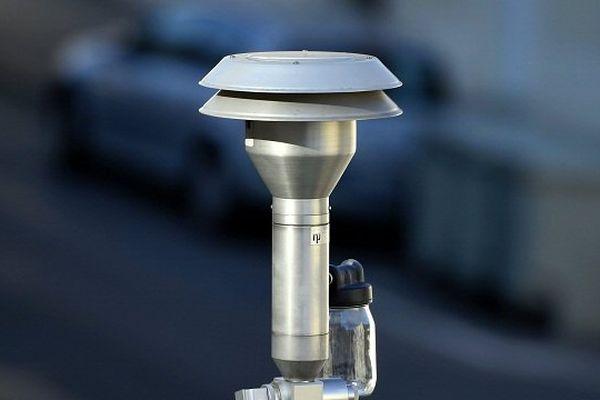 Des capteurs permettent de vérifier la qualité de l'air.