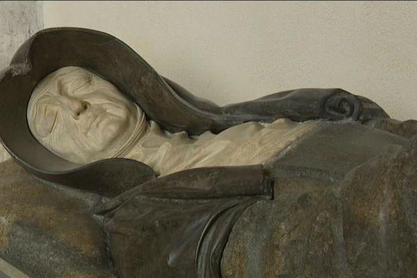Gisant de Philippe de Gueldre.