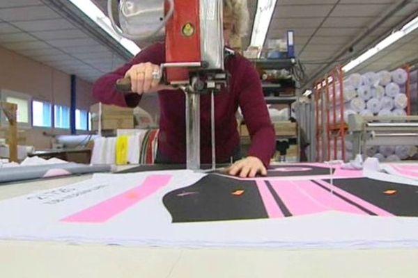 """""""De fil en aiguille"""" a obtenu le label """"Alsace terre textile"""" en novembre"""