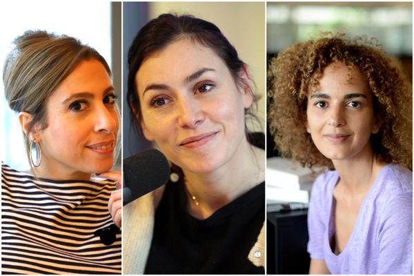 La journaliste Léa Salamé, la chanteuse Olivia Ruiz, et l'autrice Leïla Slimani sont invitées aux Bibliothèques idéales.
