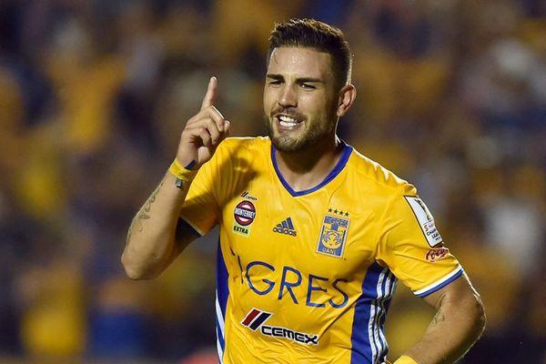 Andy Delort quitte le Mexique pour Toulouse.
