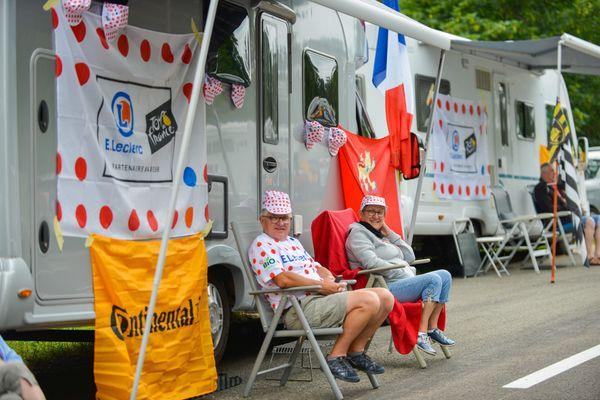Le Tour de France 2020 reporté au mois de septembre attirera-t-il les foules de supporters entre Lure et la Planche des Belles Filles en Haute-Saône, samedi 19 septembre ?