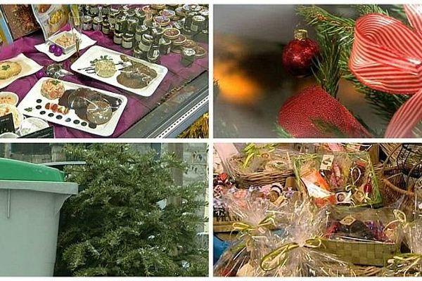 Il peut être plus difficile au moment des fêtes de fin d'année, d'identifier les emballages à trier ou à jeter.