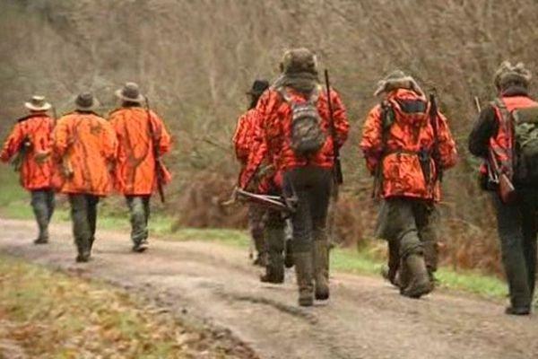 Départ à la chasse