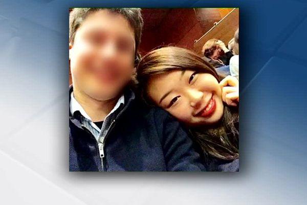 Narumi et son ex petit ami Nicolas, un jeune chilien principal suspect