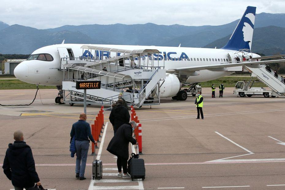 Tarif résident Corse : Air Corsica lance une plateforme d'accréditation en ligne - France 3 Régions