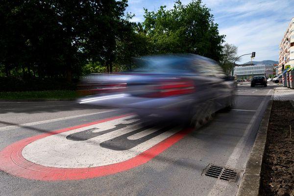 La ville de Clermont-Ferrand va passer aux 30 km/h à compter du 1er décembre 2021. (Photo d'illustration)