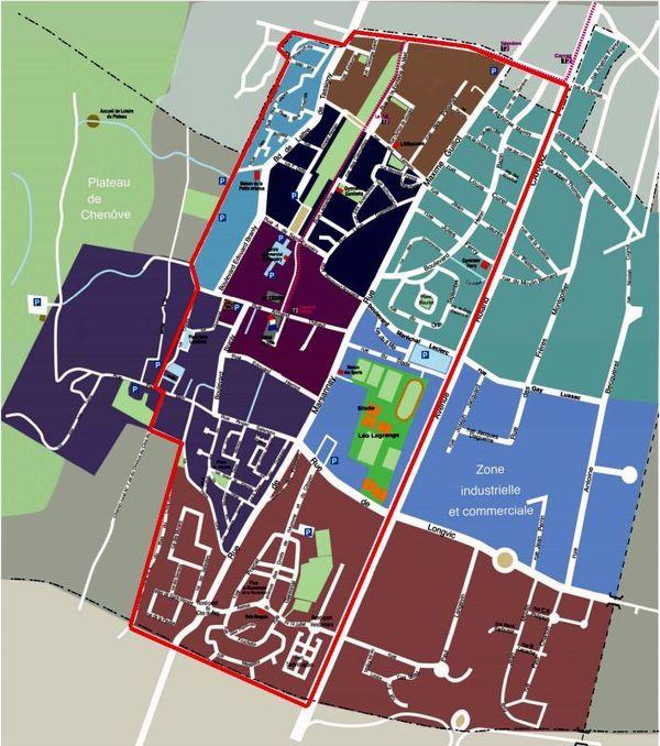La ville de Chenôve a instauré un couvre-feu pour les mineurs dans une partie de la commune du 29 juin au 14 juillet 2019 inclus.