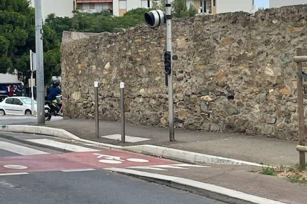 Les feux de circulation ne fonctionnent plus dans le quartier Montesoru de Bastia.