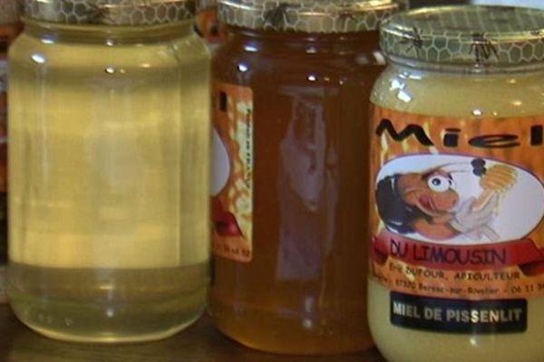 En Limousin également, la production de miel chute d'année en année