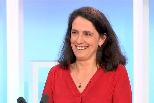 Karin Fischer invitée politique de Rebecca Benbourek mercredi 22 mai 2019