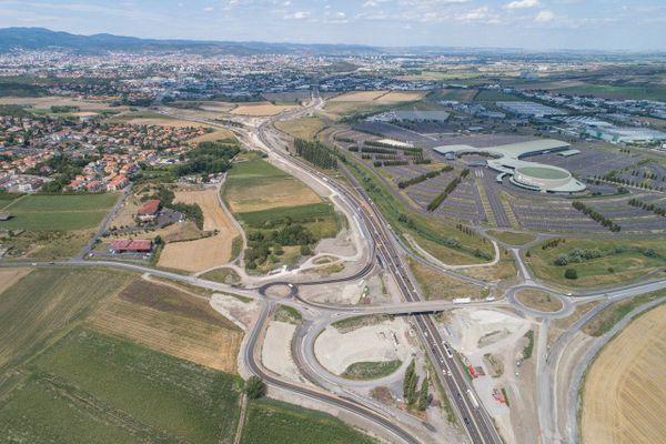De nouvelles fermetures de l'autoroute A75 sont prévues début novembre.