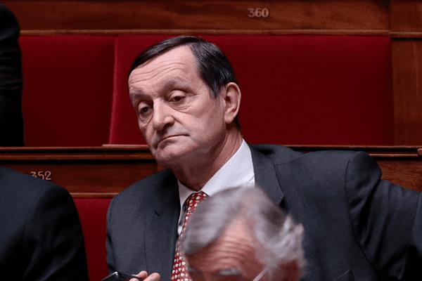 Gérard Bapt à l'Assemblée nationale