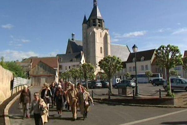 5.000 visiteurs visitent chaque année la commune sur les trace de Marcel Proust et de ses souvenirs d'enfance
