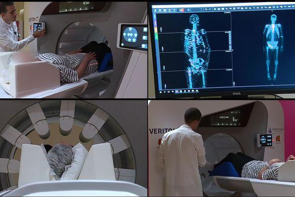 Le CHU de Caen a été choisi pour procéder aux ultimes tests nécessaires à la validation internationale d'un scanner 3d à 360°