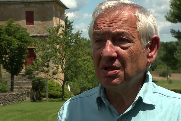 Jean-Jacques De Peretti, maire sortant de Sarlat en Dordogne
