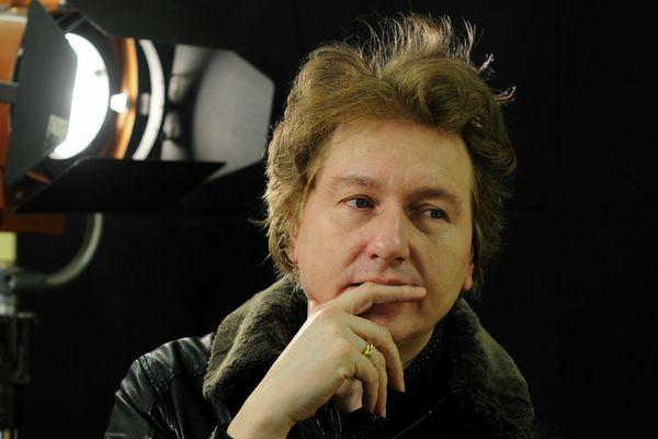 Richard Dumas, auteur de nombreuses pochettes de disques dont celles des albums Boire de Miossec et L'imprudence d'Alain Bashung