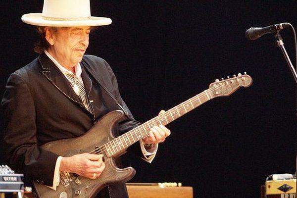 Bob Dylan à l'Azkena Rock Festival 2010 à Vitoria-Gasteiz le 26 juin