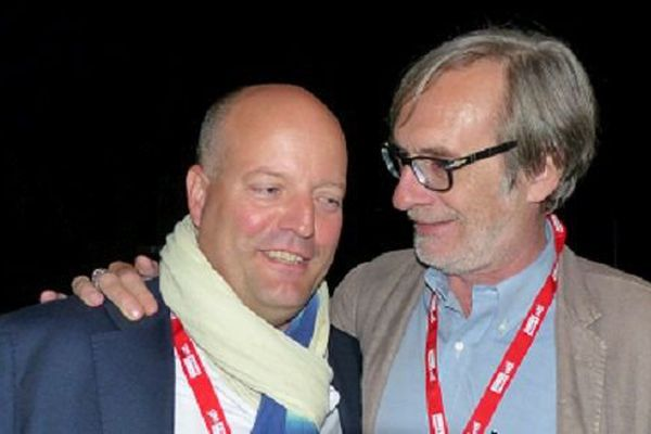 Jean-François Leroy et Lars Boering