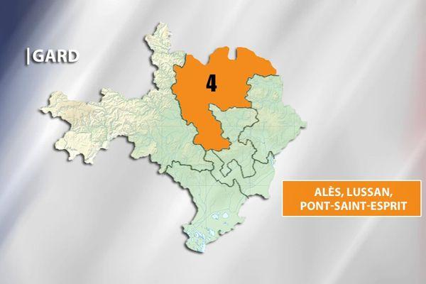 Législatives - Gard 4e circonscription