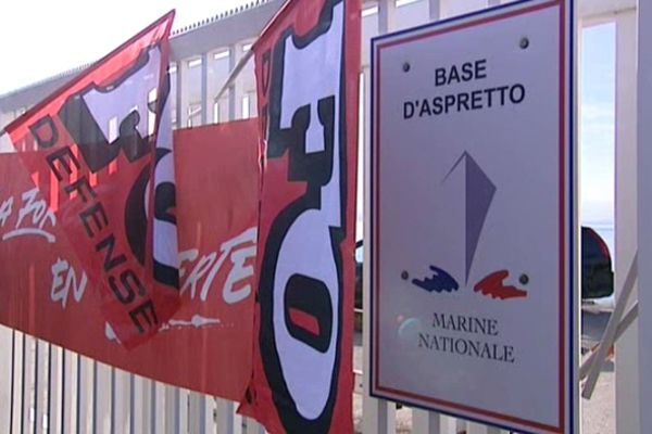 Base d'Aspretto, 30 janvier