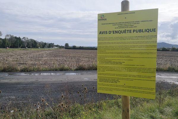 Un terrain près de Clermont-Ferrand pourrait bientôt accueillir le projet Urban Village.