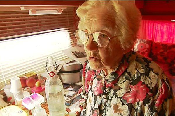 A 92 ans, Renée Loubry ne compte plus ses souvenirs de vacances au Tréport