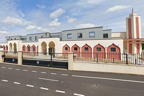 La mosquée de Canteleu est l'un des lieux de cultes à avoir déposé plainte après avoir reçu une lettre de menace.