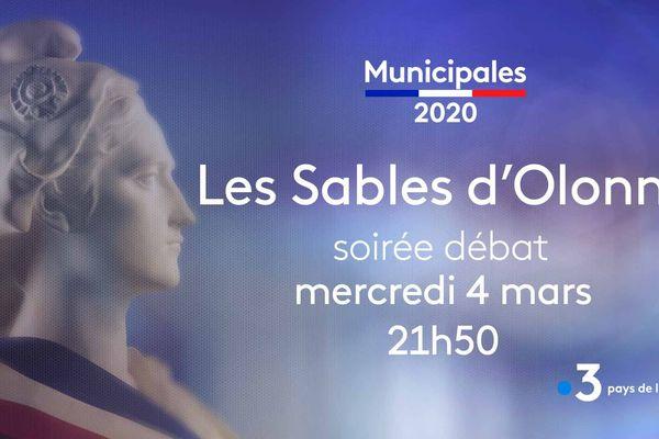 Débat des municipales 2020 à Mayenne, le 4 mars à 21h50 sur France 3 Pays de la Loire
