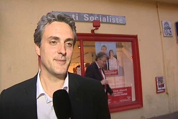 Sébastien Denaja est le député (PS) de la 7ème circonscription de l'Hérault.