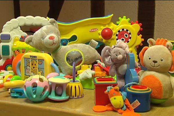 Le troc des jouets à Vitry-le-François