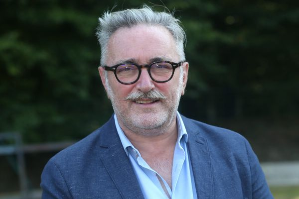 Jacques Ricciardetti, délégué départemental RN pour le Doubs