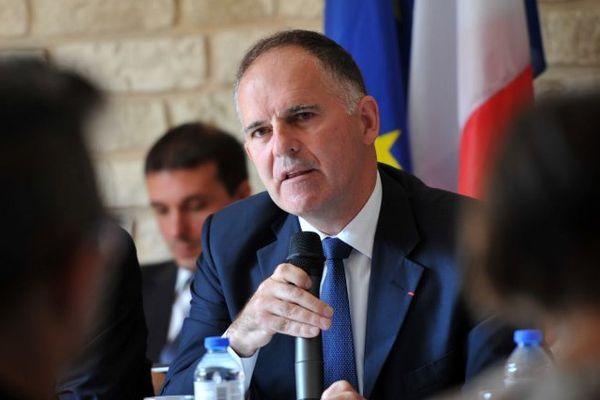 Louis Le Franc était devenu préfet de l'Oise en 2017.
