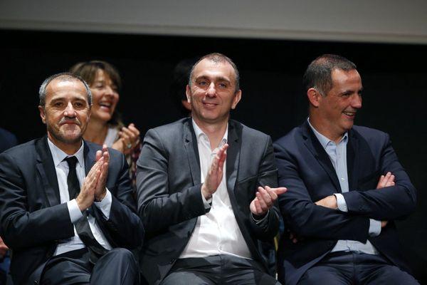 """Une réunion de deux listes nationalistes s'est tenue à Corte, lundi dans la soirée, à l'appel du leader de """"Avanzemu"""", Jean-Christophe Angelini."""