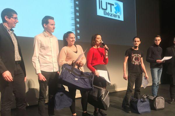 Wanparty, vainqueur 2019 du marathon multimedia de l'IUT de Béziers