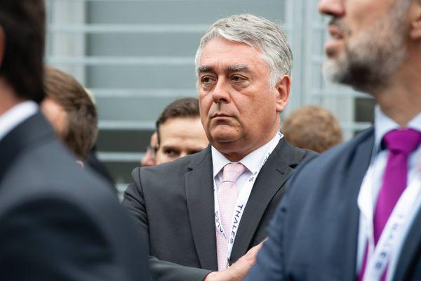 Gilles Bourdouleix se dit serein pour l'ensemble des enquêtes préliminaires ouvertes pour favoritisme, détournement de fonds publics et concussion