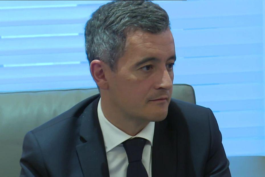 Gérald Darmanin, nouveau ministre de l'Intérieur, a rencontré les élus ce lundi à Nice