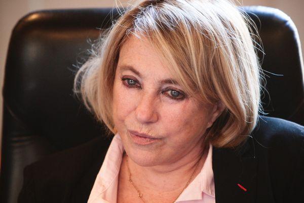 Maryse Joissains, maire LR d'Aix-en-Provence