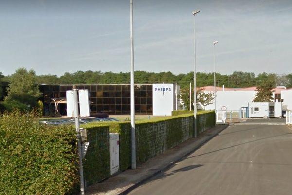 Philips France à Lamotte-Beuvron (Loiret)
