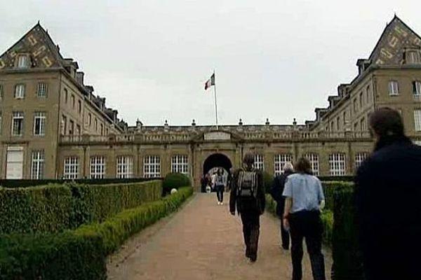 Le lycée militaire d'Autun, en Saône-et-Loire, a été créé en 1886.