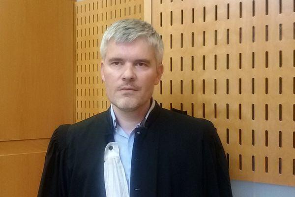 Me Gilles Gauer, avocat d'Enzo Di Guardo - 24 juin 2015