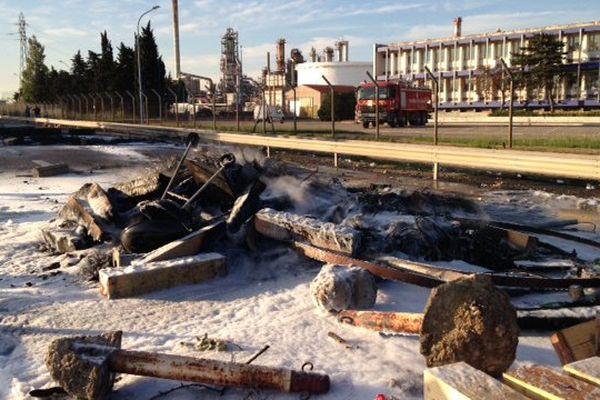 Après le débloquage du site pétrolier de Fos-sur-Mer