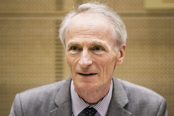 Jean-Dominique Senard, PDG du groupe Renault
