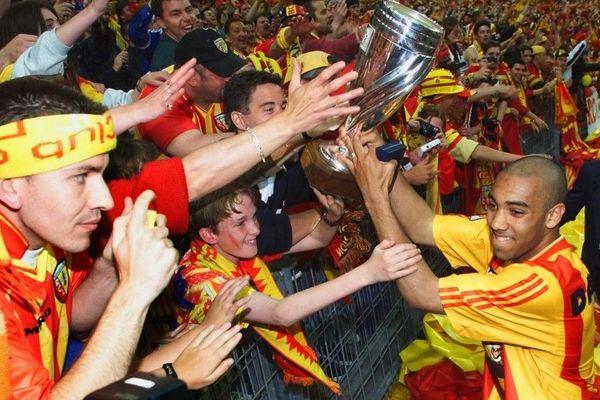 Le RC Lens avait remporté la Coupe de la Ligue en 1999.