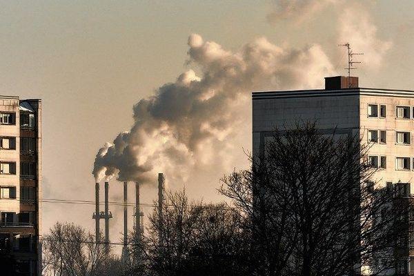 La concentration de poussières en suspension dans l'atmosphère s'élève dans la région depuis dimanche.
