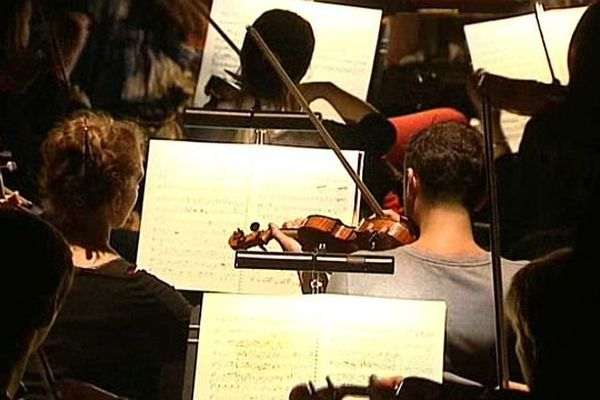 Un nouvel orchestre européen a été constitué pour jouer le Ring de l'Opéra de Dijon