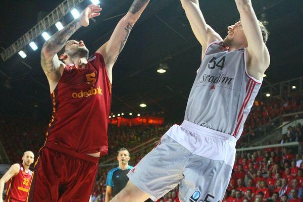 Match aller - SIG/Galatasaray