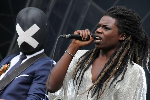Yan et Oma de The NoFace au Main Square Festival ce vendredi