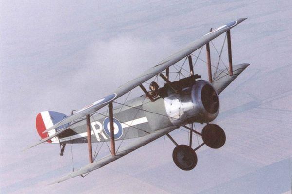 C'est à bord de cette avion, qu'Antoine de Saint-Exupéry effectuait ses premières heures de vol